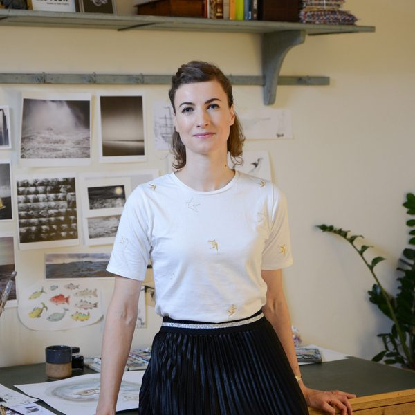 Dorien Brouwers Wainwright Featured Illustrator